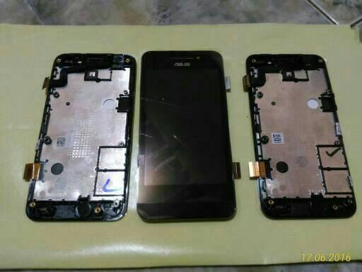 LCD & TOUCHSCREEN + FRAME FULLSET ASUS ZENFONE 4 ORI