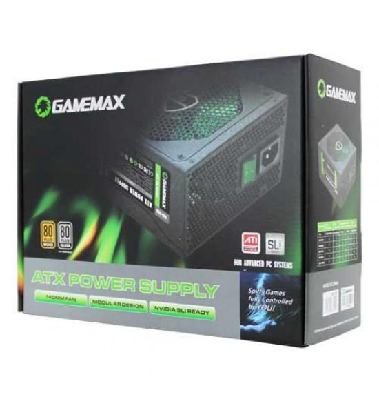 GAMEMAX PSU 800W GM-800 - Modular