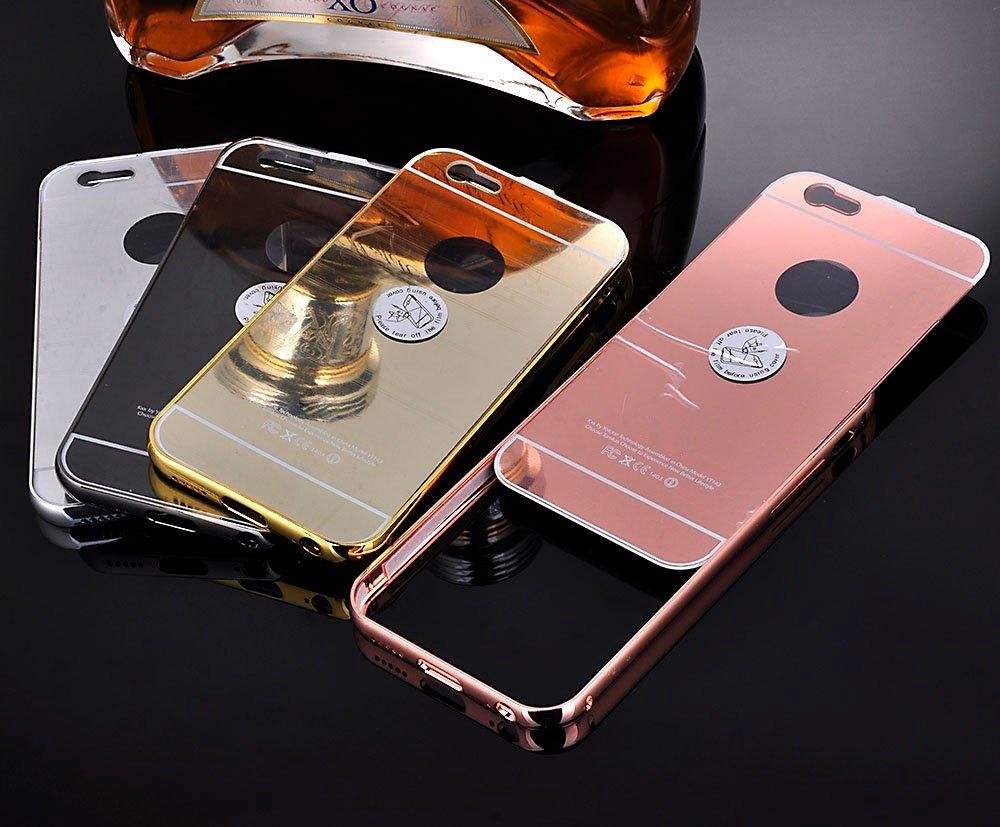 size 40 2e612 d097b Jual BUMPER MIRROR IPHONE 5C Back Hard Case Cover Casing ...
