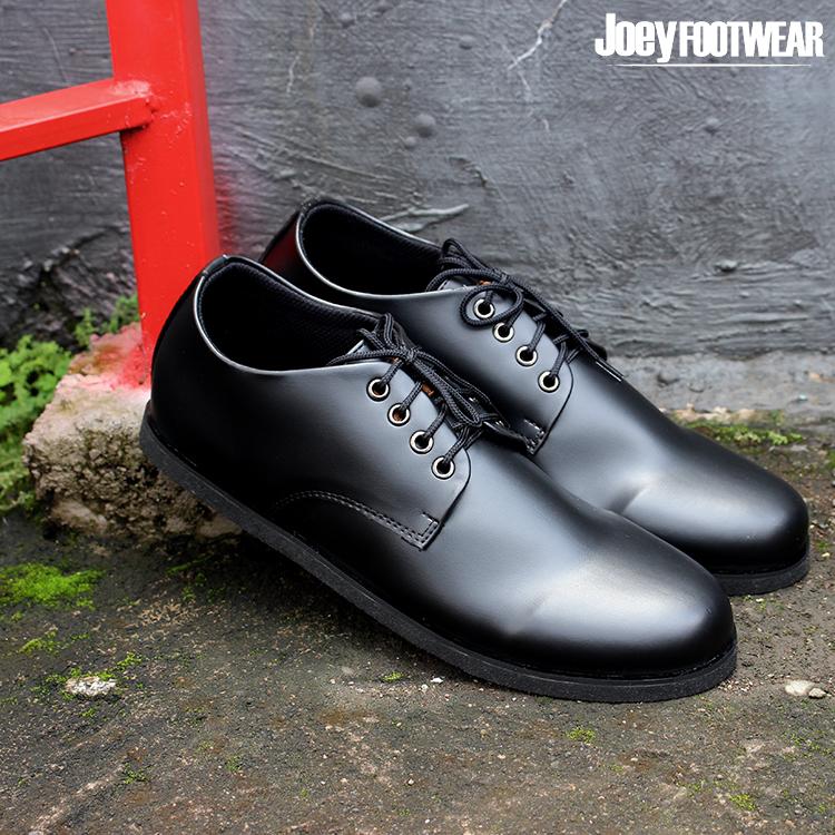 Sepatu Casual Pria Murah | Sepatu Pria Joey Best Black