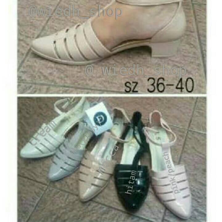 Jelly Shoes KD_3309 Diskon