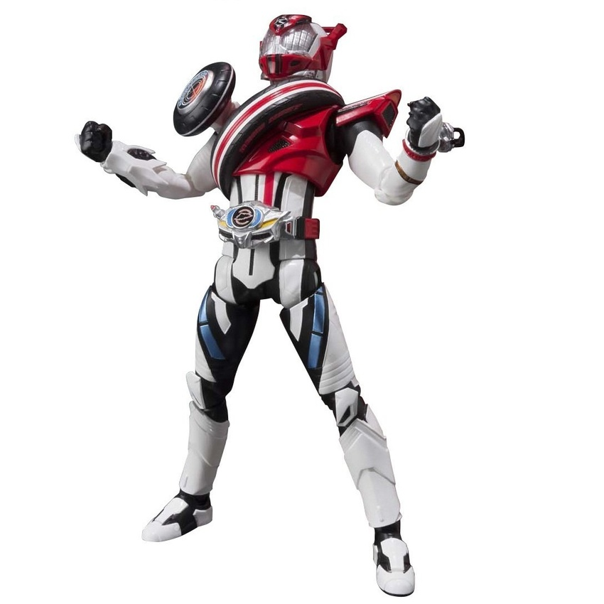 Bandai - S.H.Figuarts Kamen Rider Drive Type Dead Heat
