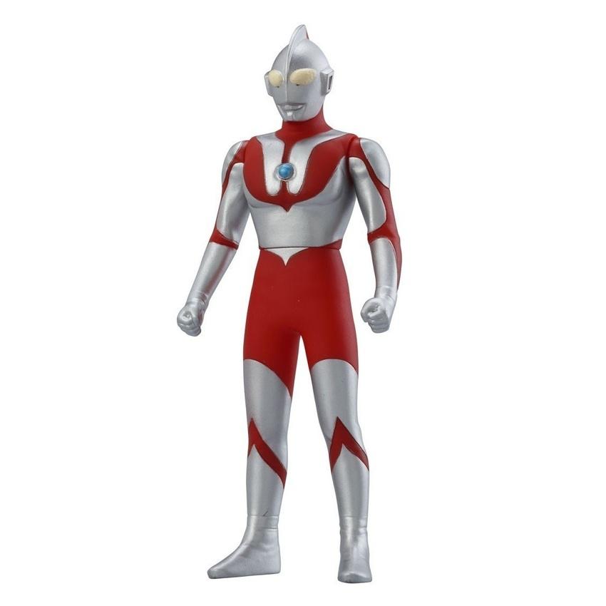 Bandai Ultra Hero 500 Series 01 Ultraman