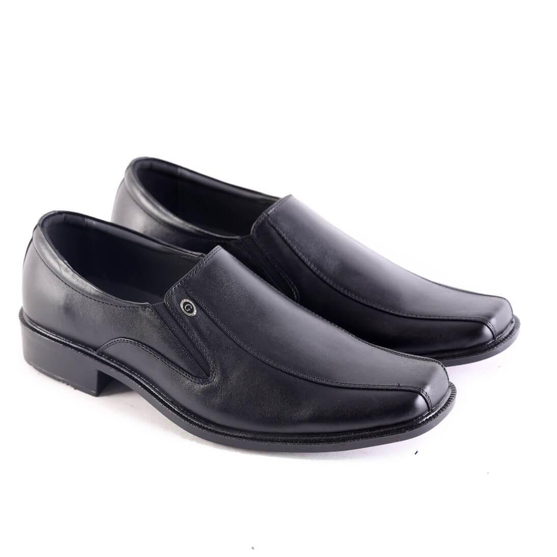 Sepatu Kerja Formal KULIT PREMIUM Garsel L 144 - Pria / Cowok