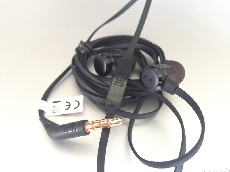 Original JBL T290 In Ear Aluminum Earphone (No Box)
