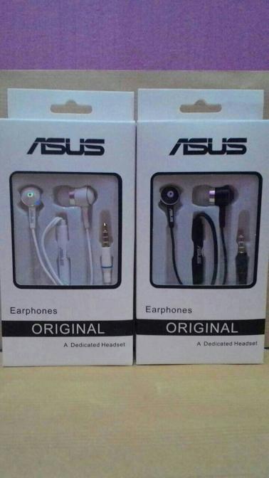 HANDSFREE ASUS / EARPHONE / EARPOD1