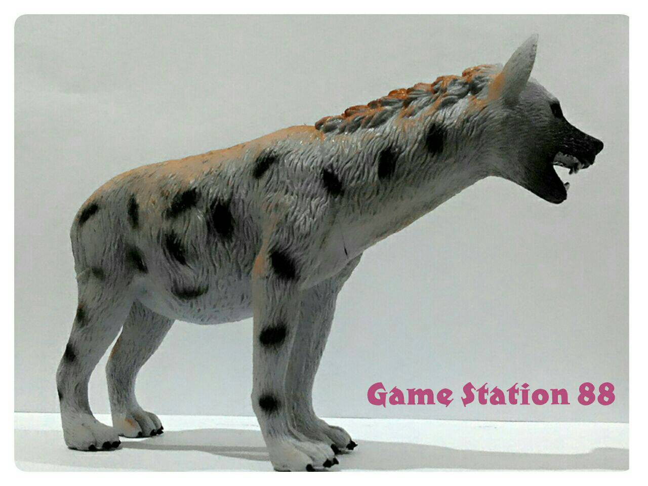 Figure Big Wild Animal Binatang Buas Besar Wolf Srigala