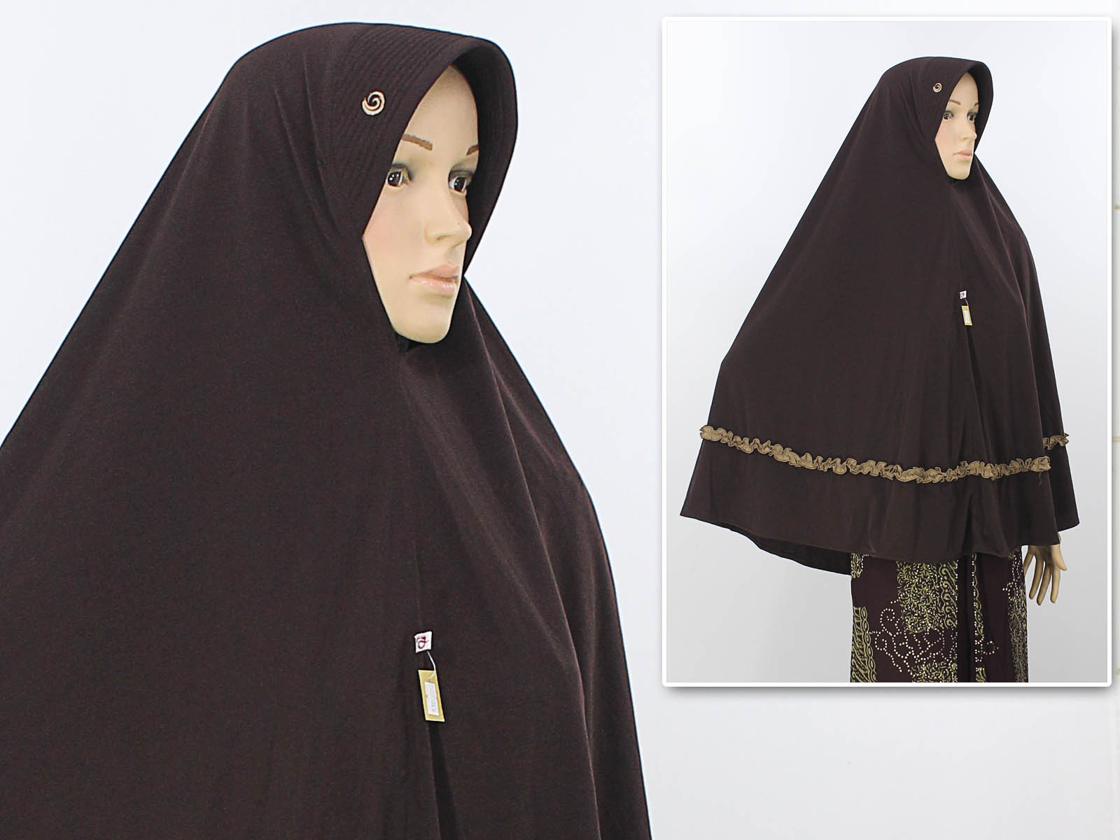 Grosir Kerudung Hijab / Jilbab Murah