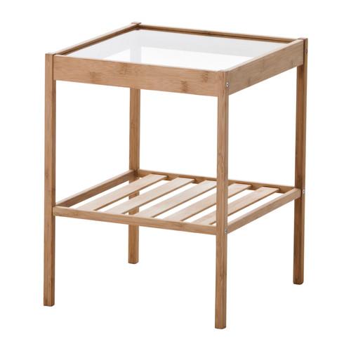 Bazar BEST SELLER IKEA NESNA Meja Samping Tempat Tidur, 36x35 Cm