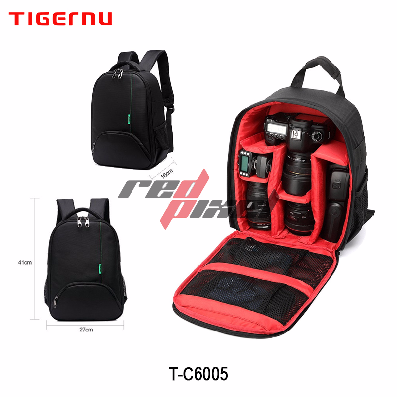 Tas Kamera TIGERNU T-C6005 ~ CAMERA BACKPACK