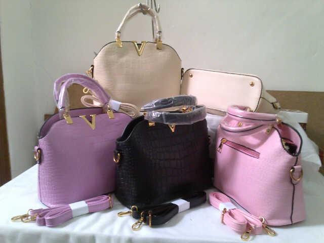 PROMO Tas Import 2952 Valentino Pink