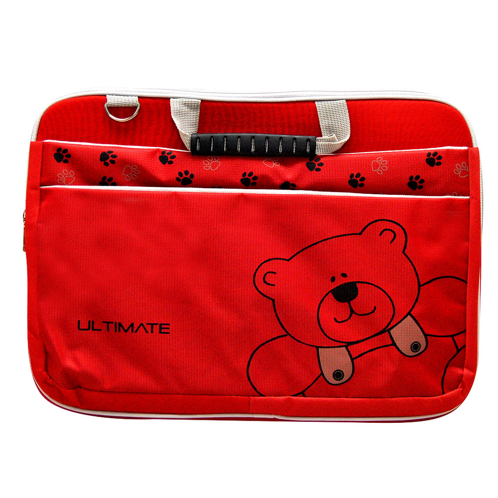 PROMO TAS LAPTOP SOFTCASE ULTIMATE TRIPLE BEAR