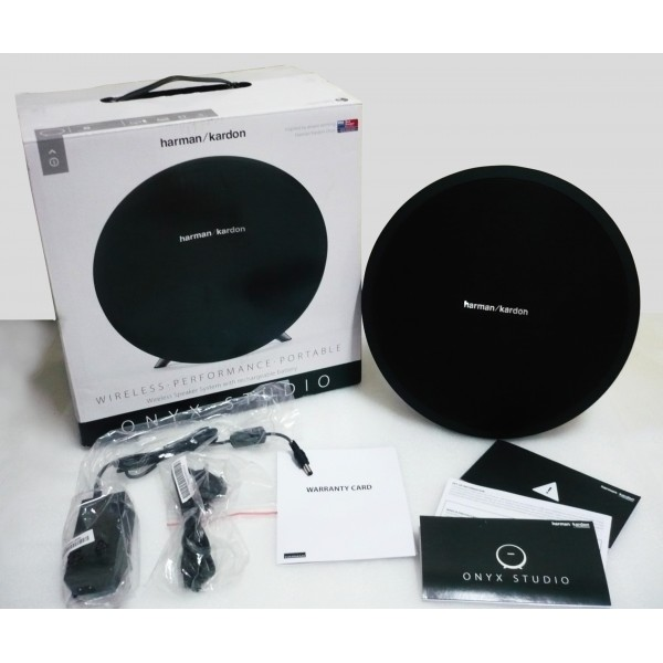 harman kardon onyx speakers. jual harman kardon onyx studio 1 (bluetooth speaker) | brand new \u0026 origin - toko cronooz tokopedia harman kardon onyx speakers