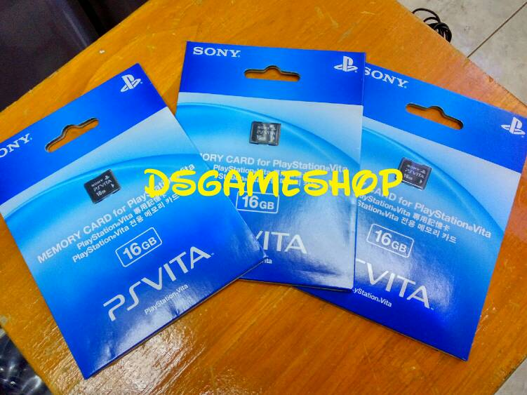 MC / MEMORY CARD PSVITA / PS VITA 16GB ORIGINAL