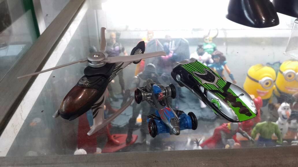 Action Figure Spiderman 3 - Die Cast Cars 1:64