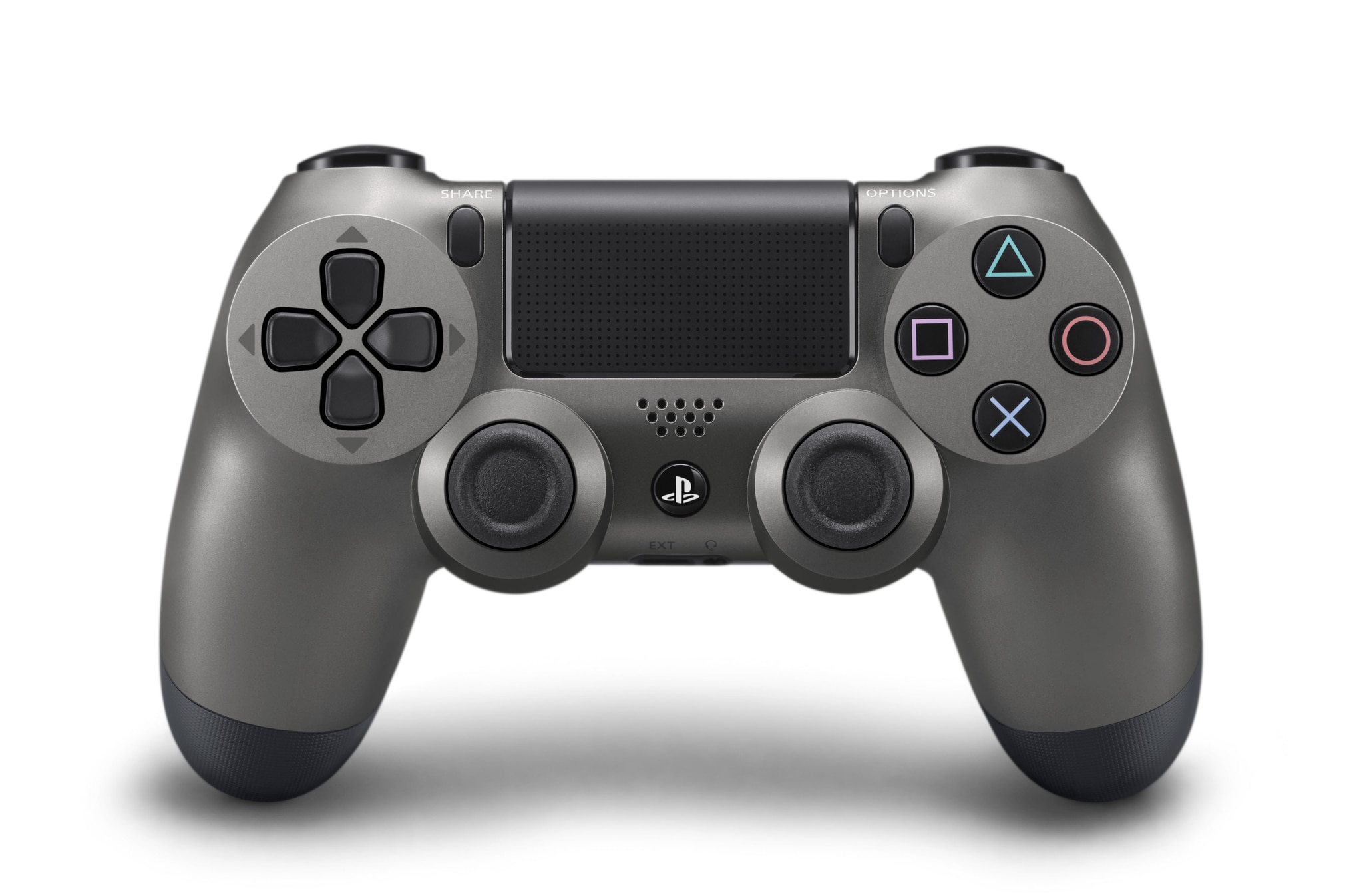 PS4 CONTROLLER STEEL BLACK