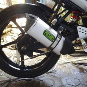 Knalpot Racing Dualsound Motorsport (Vixion, CB150R, Byson, Minerva)