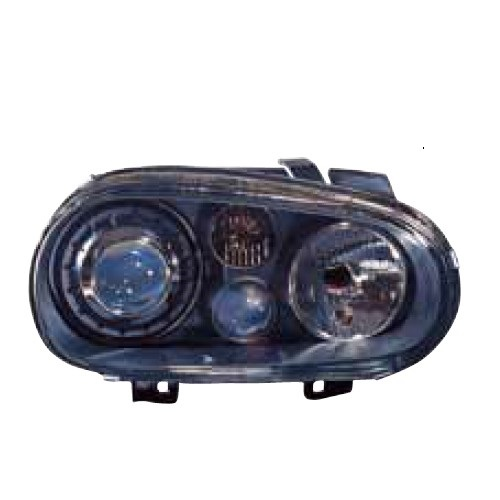 441-1183PXNDAE2 HEAD LAMP VW GOLF IV 1998-R32 DESIGN Berkualitas