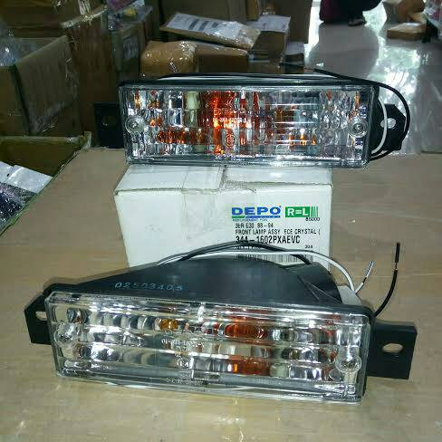 344-1602PXAE-VC FRONT SIGNAL LAMP BMW M40 1988 (CRYSTAL Diskon