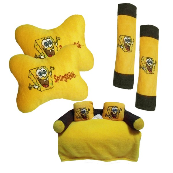 Bantal 3 In 1 Spongebob Limited