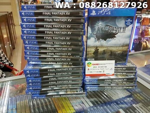 Ps4 Final Fantasy XV New Reg 3