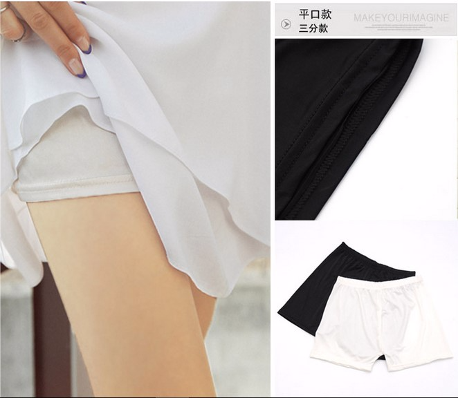Celana Pendek Dalam / Legging Katun POLOS (WN31)