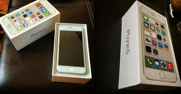 Iphone 6 64gb 100%orisinal IOS