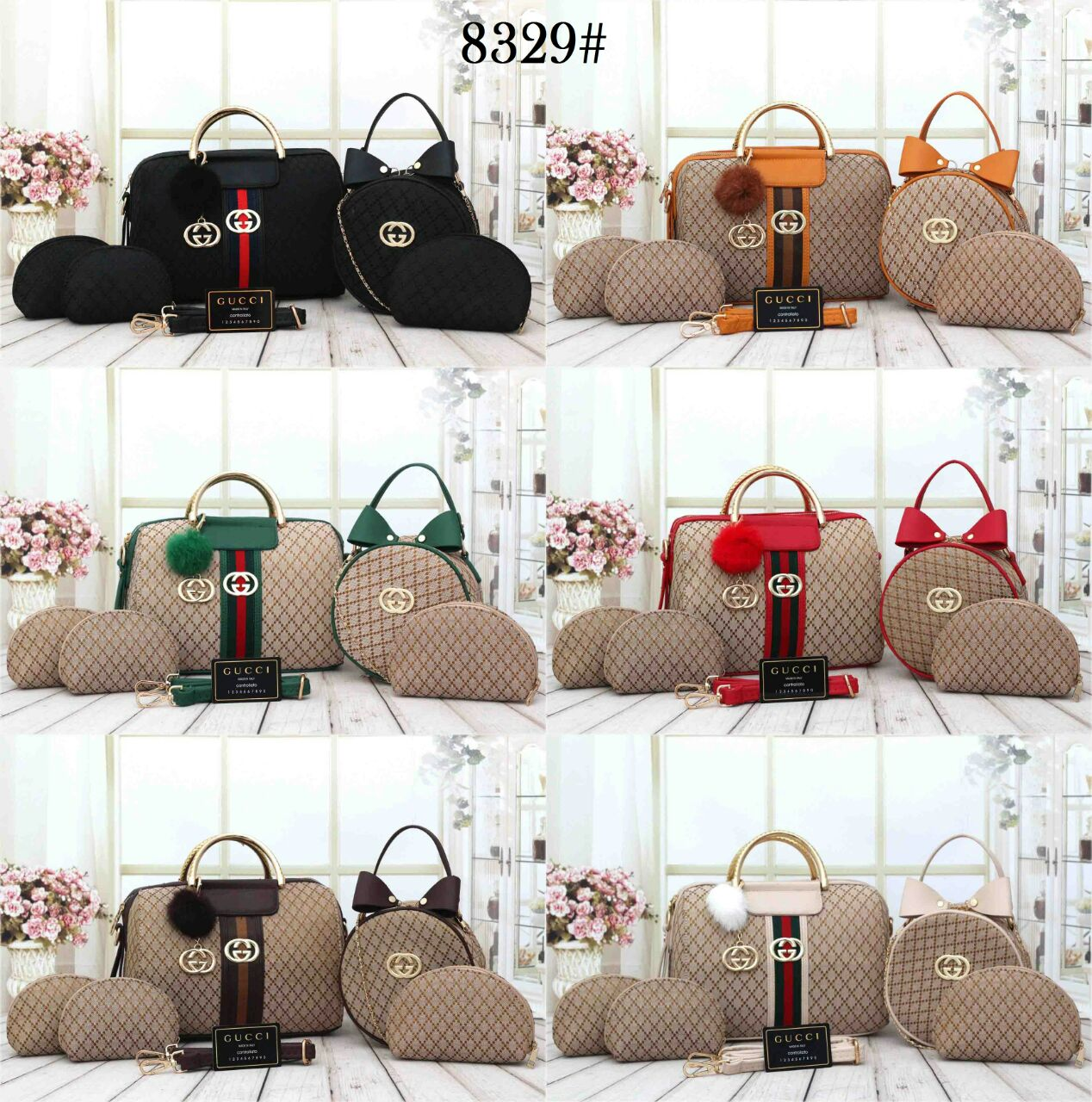 Gucci Apple Set 5 In1 8329