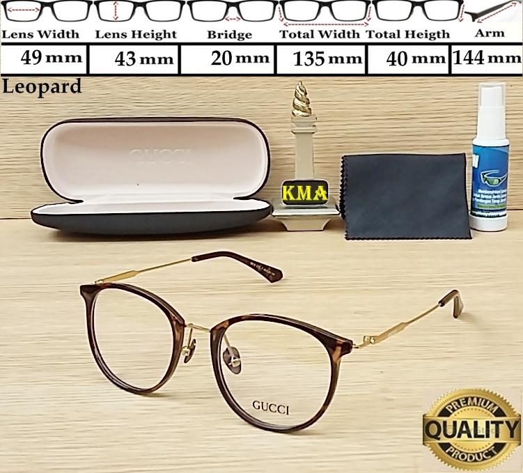 Jual frame kacamata minus Gucci 9810 kacamata Gucci premium ... eb843336a5