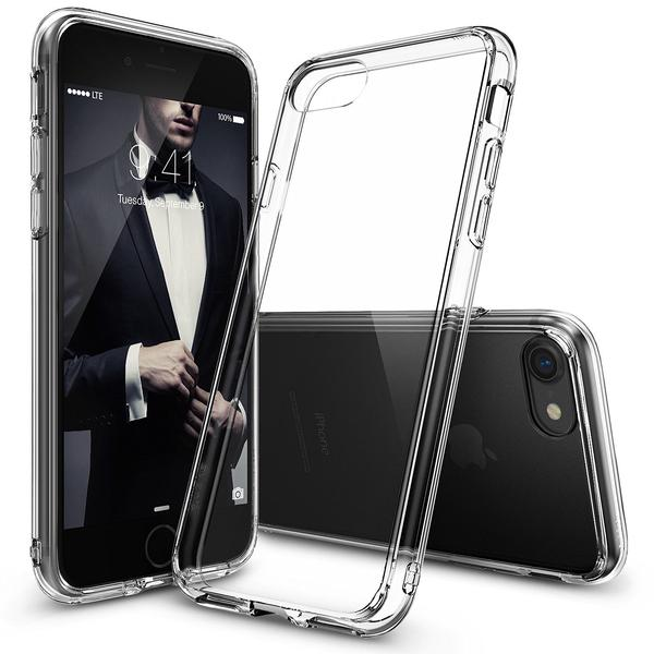 Ringke Fusion iPhone 7 Case Casing Cover - Crystal View Transparan