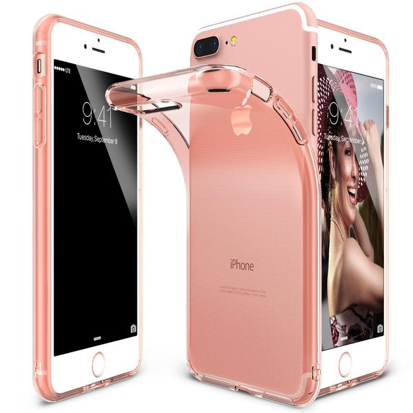 Ringke Air Soft Case for iPhone 7 Plus - Rose Gold