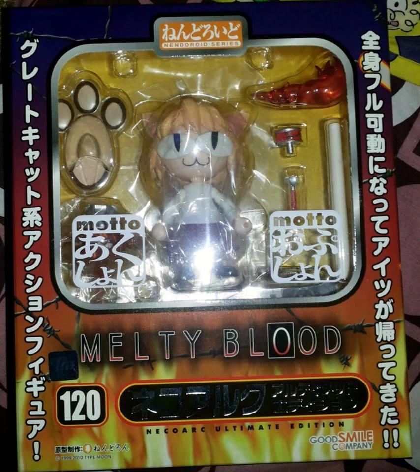 Nendoroid Necoarc / Neco Arc Ultimate Edition