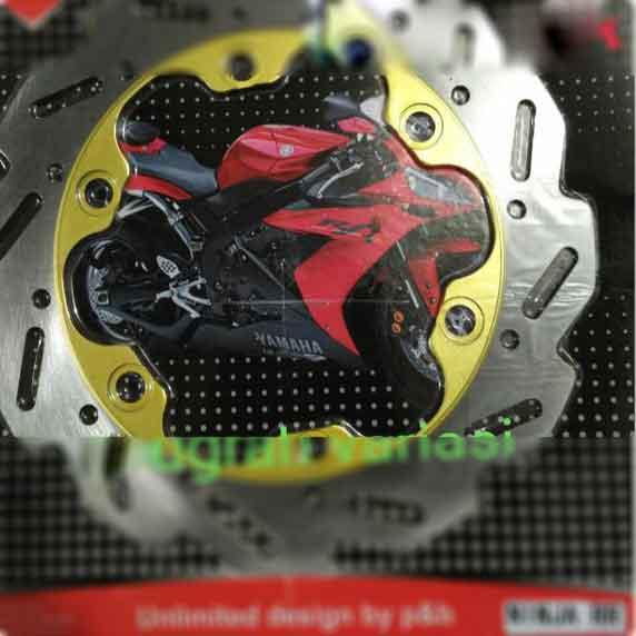Piringan / Cakram Depan Ninja Rr