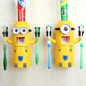 EXCLUSIVE Dispenser Odol Minion Pasta Gigi Karakter Unik bathroom kama