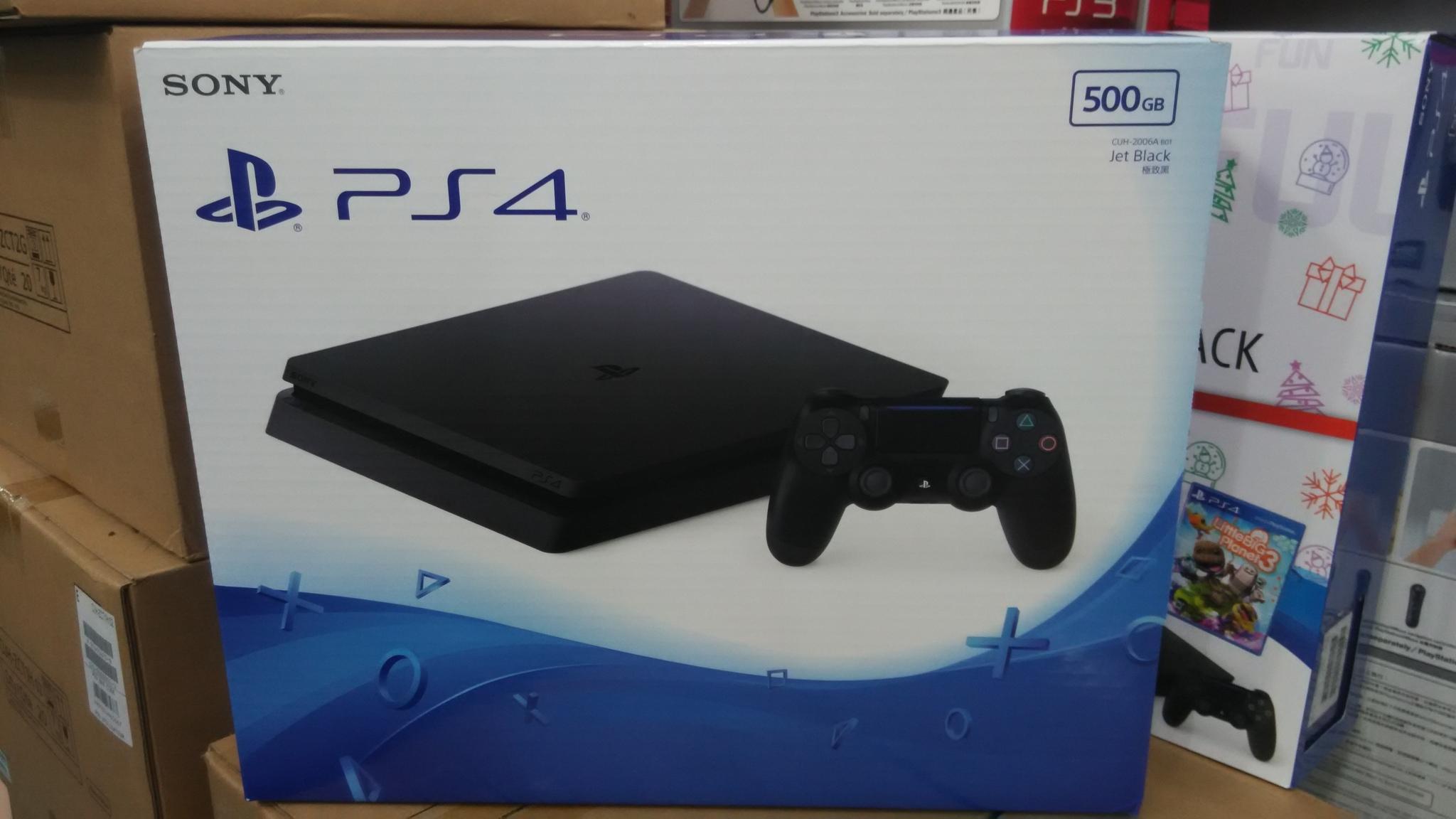 Jual Sony Ps4 Playstation 4 Slim 500gb Cuh 2006a Garansi Resmi Action Cam Store Tokopedia