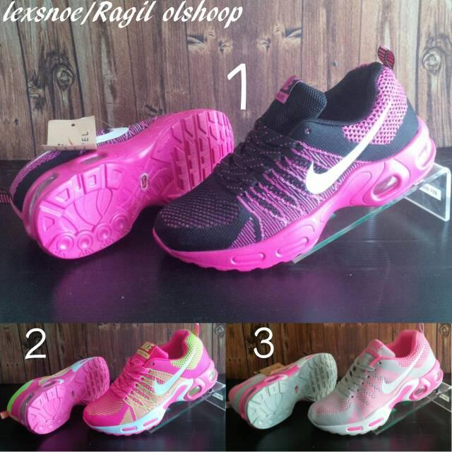 sepatu wanita nike TN luharglide terbaru #09