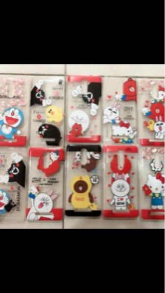 Hardcase Kitty Line Iphone,Samsung,Xiaomi,Oppo,Asus