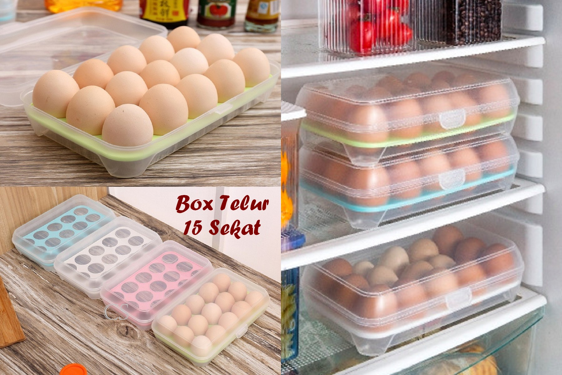 Kotak Penyimpanan Telur Kapasitas 10 Pcs Daftar Harga Terbaru Dan Libi Microgynon Box Isi Jual Egg Besar Tempat 15 Janethhousekitty Tokopedia