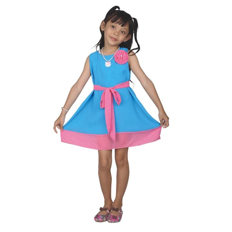 Baju Anak Perempuan Catenzo Junior CDG 108