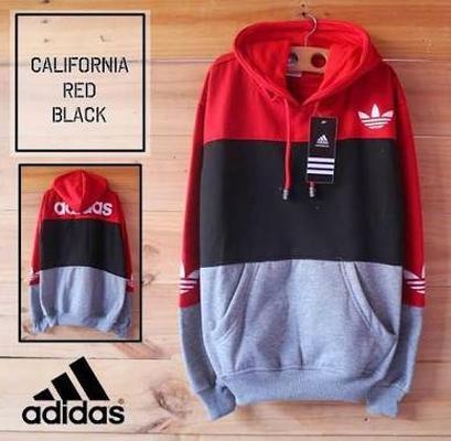 Adidas California Red Black (No Label)