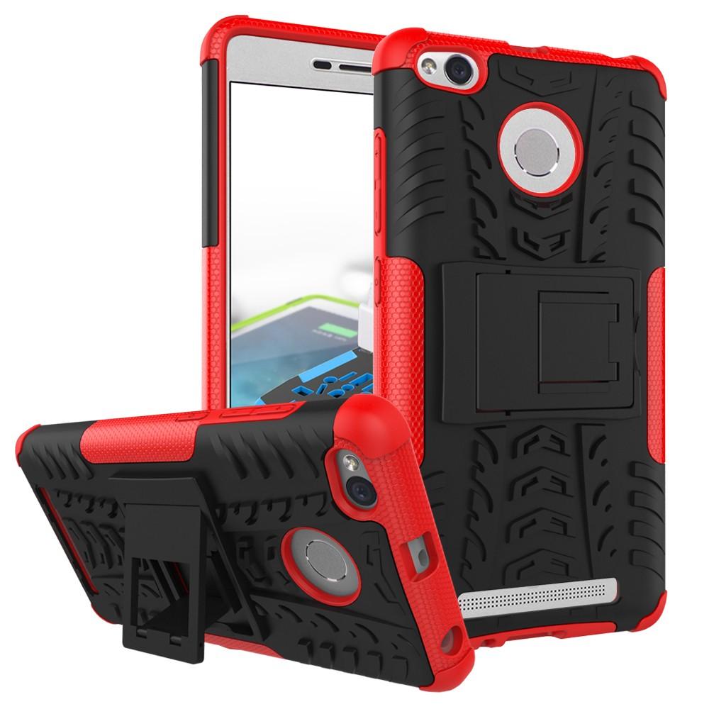 Xiaomi Redmi 3 Pro Armor Case Xphase Soft Gel Case Polycarbonate