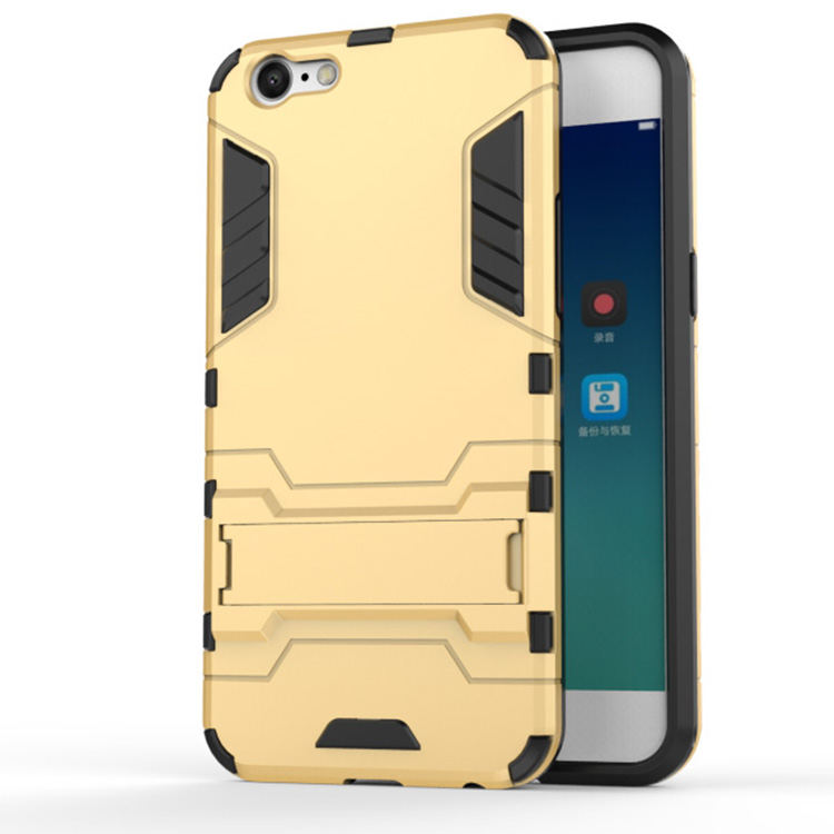 OPPO A33W NEO7 Anti Knock Slim Hybrid Rugged Armor Case
