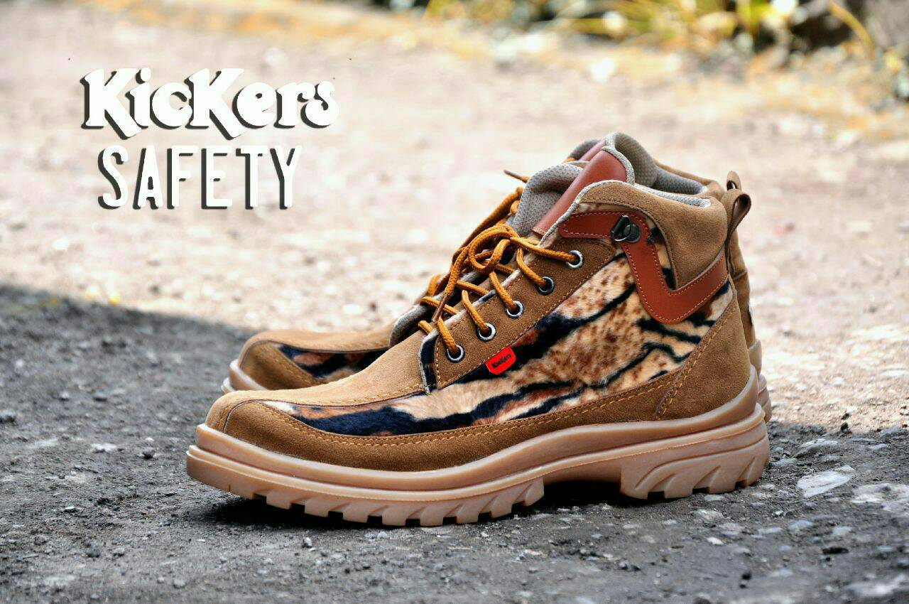 kickers tiger safety boot