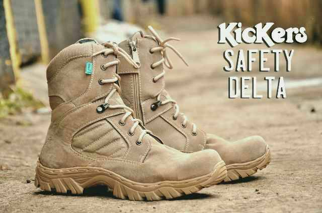 kickers delta safety