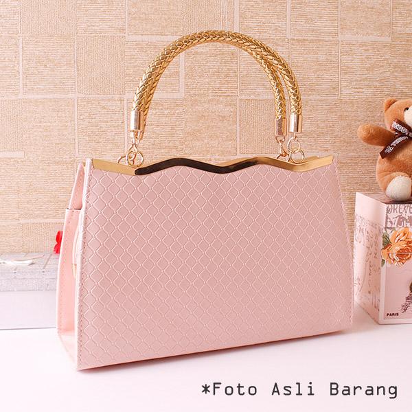 Auris Tas Fashion Wanitaselempang Kecil 54098 Coklat Daftar Harga Source · Ulasan Produk Tas Kulit Wanita