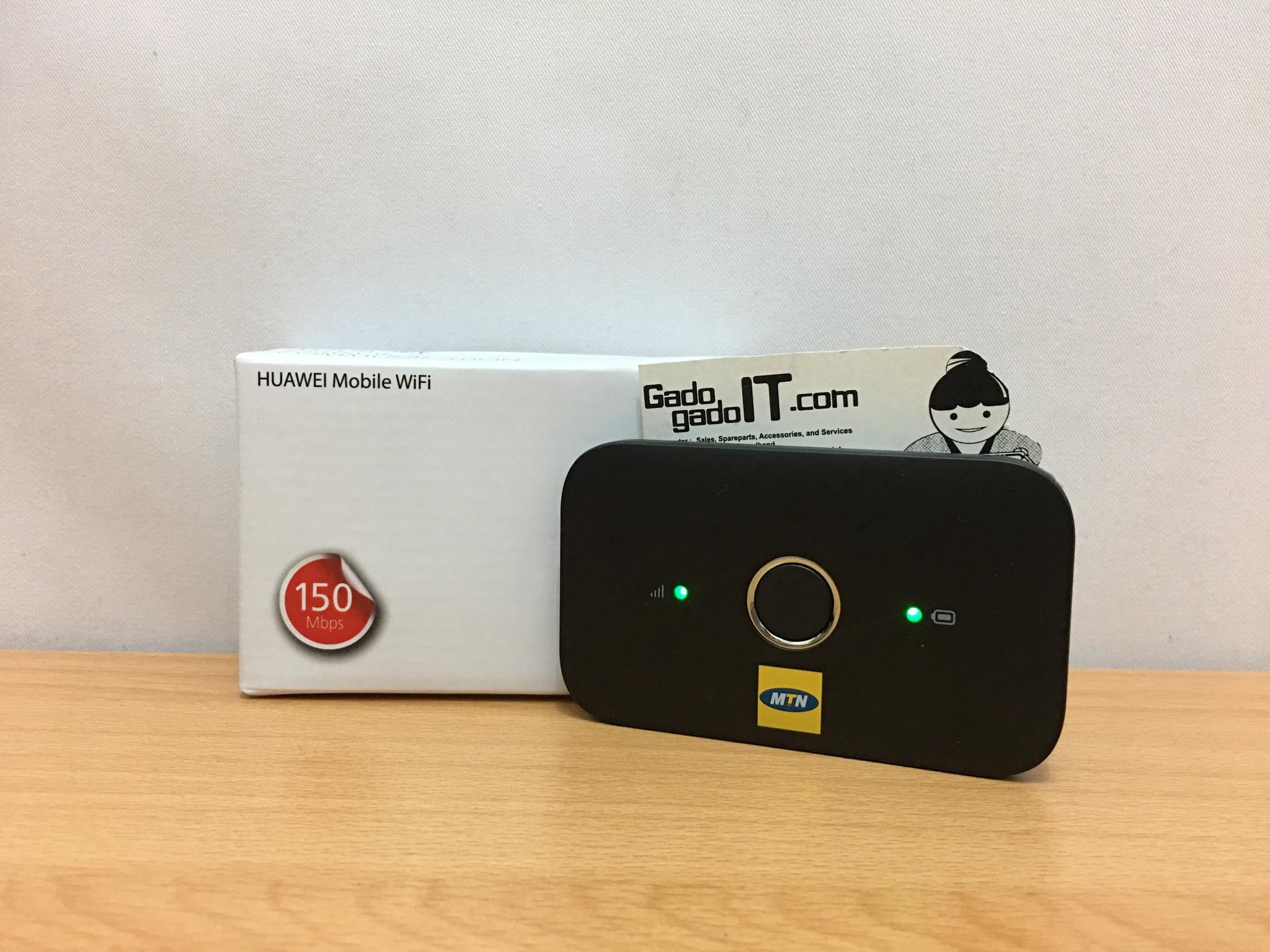 Jual Mifi Router Huawei E5573 Speed 4G LTE Mobile Wifi
