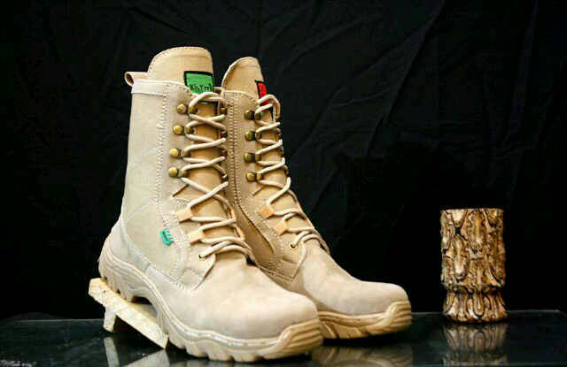 sepatu boot safety kickers protex