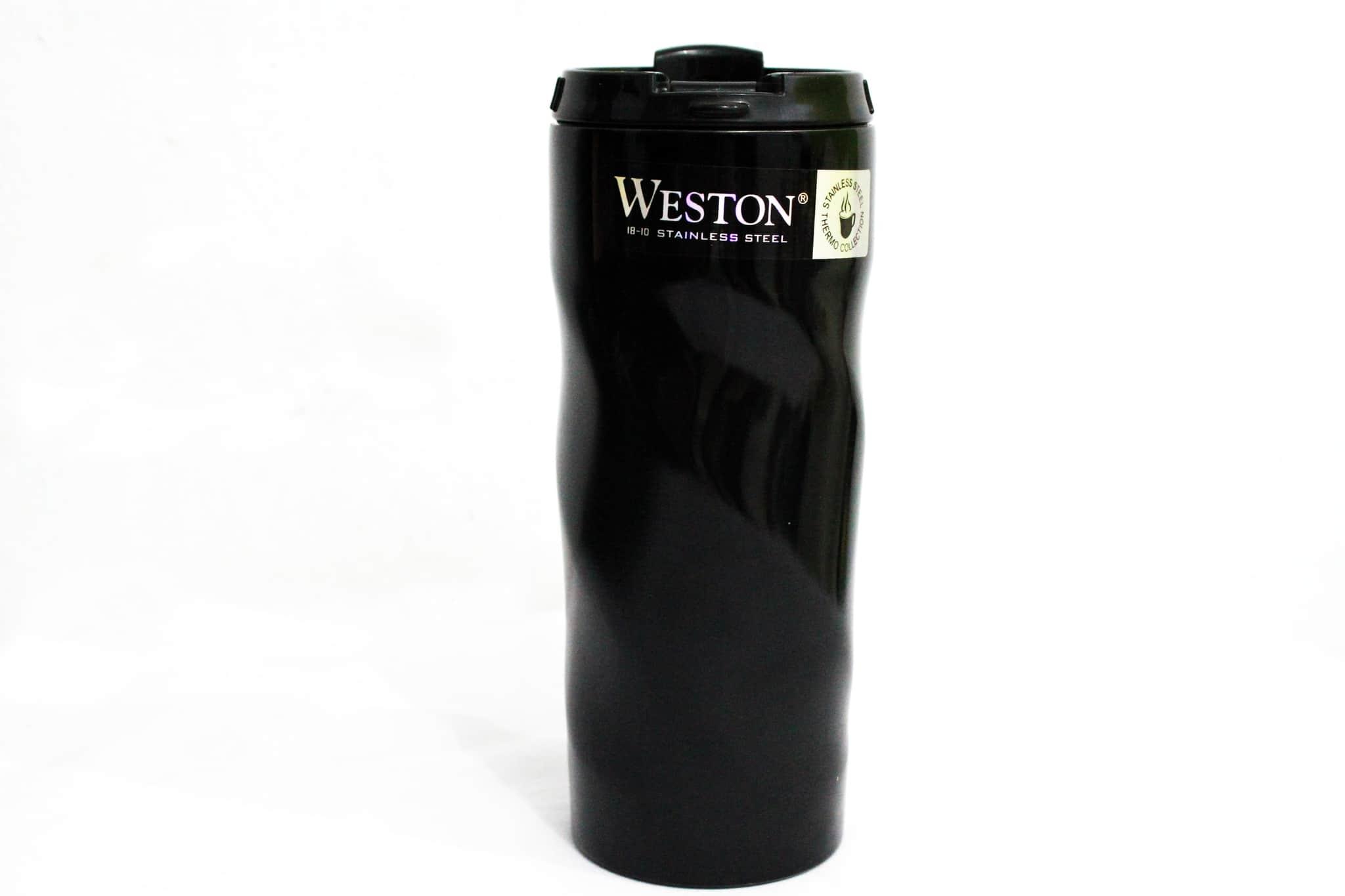 Jual Botol Minum Weston Drink Drinking Bottle Air Minuman Termos Tumbler Hitam Yb Houseware Tokopedia
