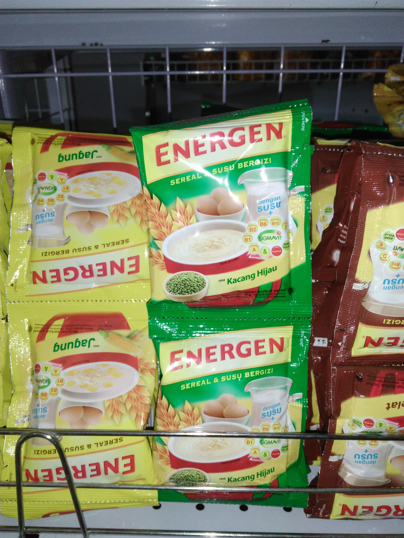 Jual Energen Sereal Pusatnya Jajanan Snack Camilan Murah Salmasnack Grosir Tokopedia
