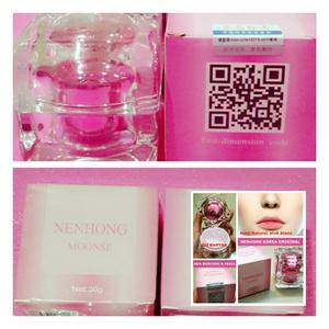 Nenhong Pink Segel